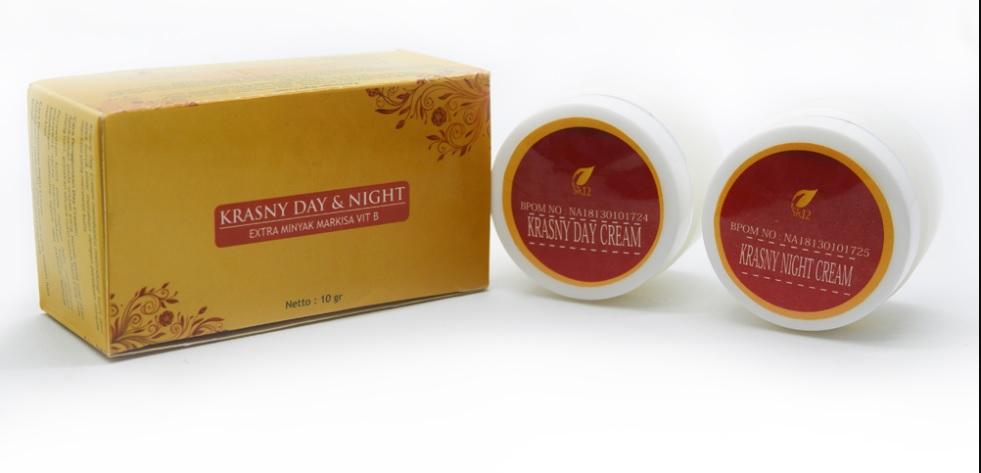 Krasny Day & Night Cream sr12 herbal skincare