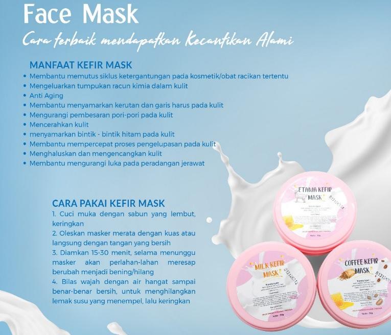 Etawa Kefir sr12 herbal skincare